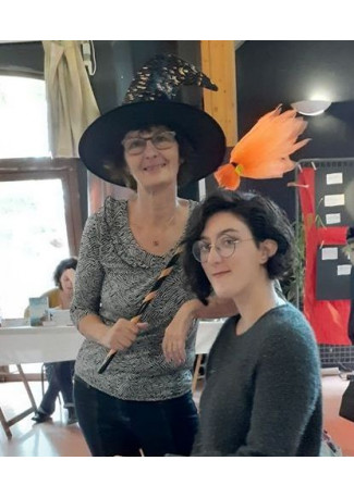 Isabelle Callis-Sabot et Tania Sabatier