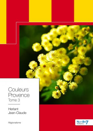 Couleurs Provence - Tome 3