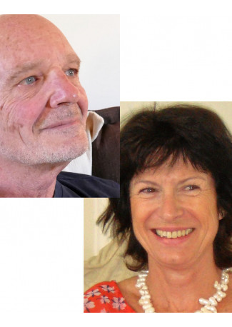 Brigitte et Jean-Louis Nézan